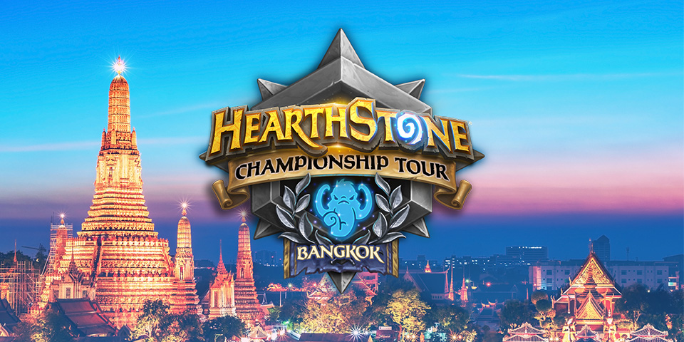 The First Hearthstone Championship Tour Stop in Southeast Asia for 2018 will Happen in Bangkok