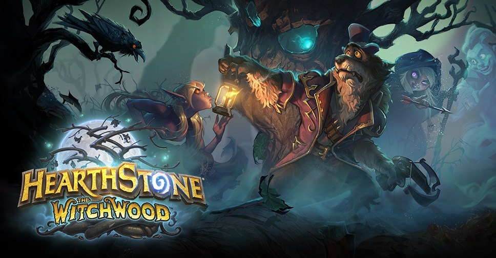Hearthstone Players Can Unleash Their Inner Beast In Upcoming Expansion The Witchwood