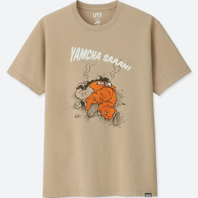 uniqlo dragon ball z 1