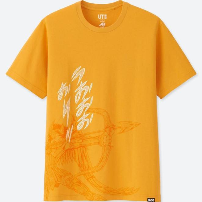 uniqlo saint seya 1