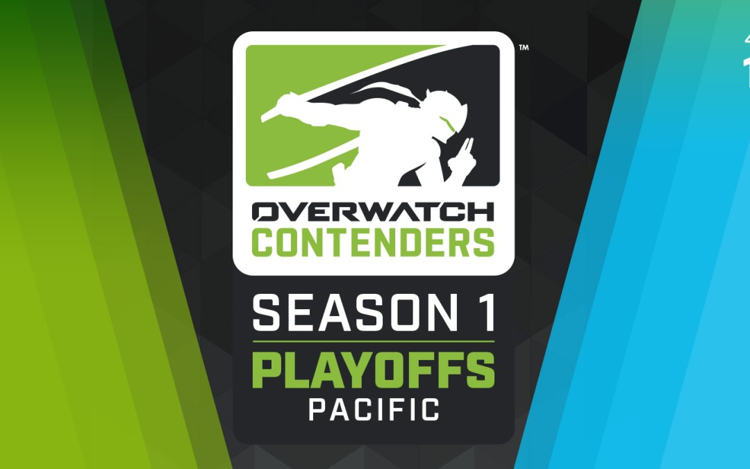 Overwatch Contentders Pacific Season 1 is all set This Weekend