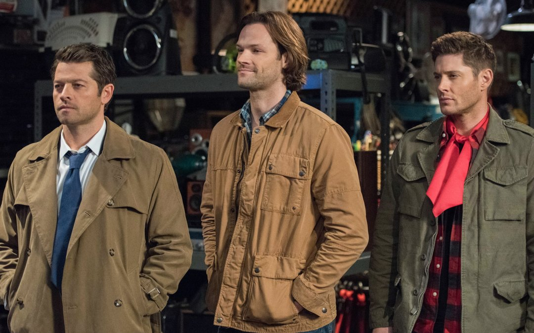 """Supernatural Gets Animated in Scooby-Doo's Crossover Episode """"Scoobynatural"""""""