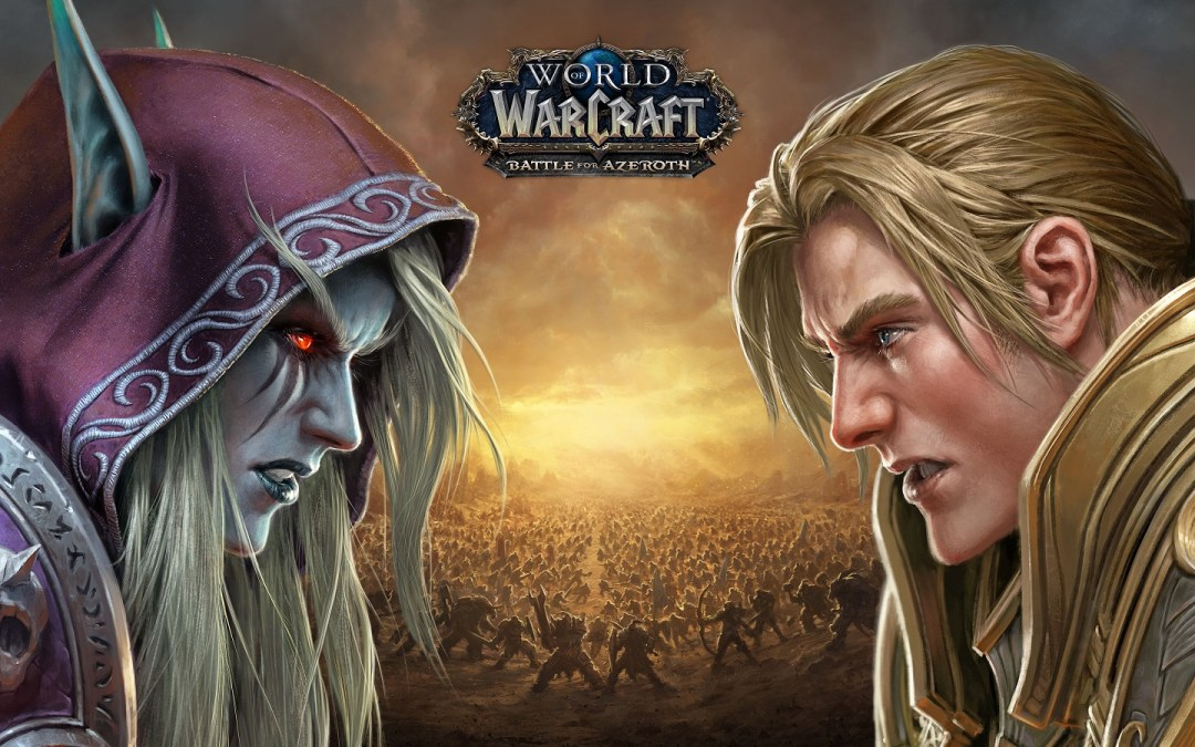 Prepare To Join The Battle For Azeroth in World of Warcraft