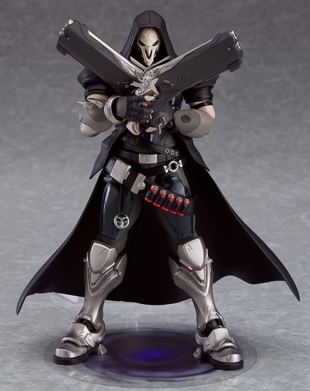 Time to Get Edgy with a Figma Overwatch Reaper
