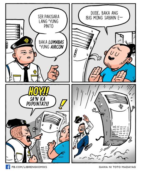 Libreng Komiks