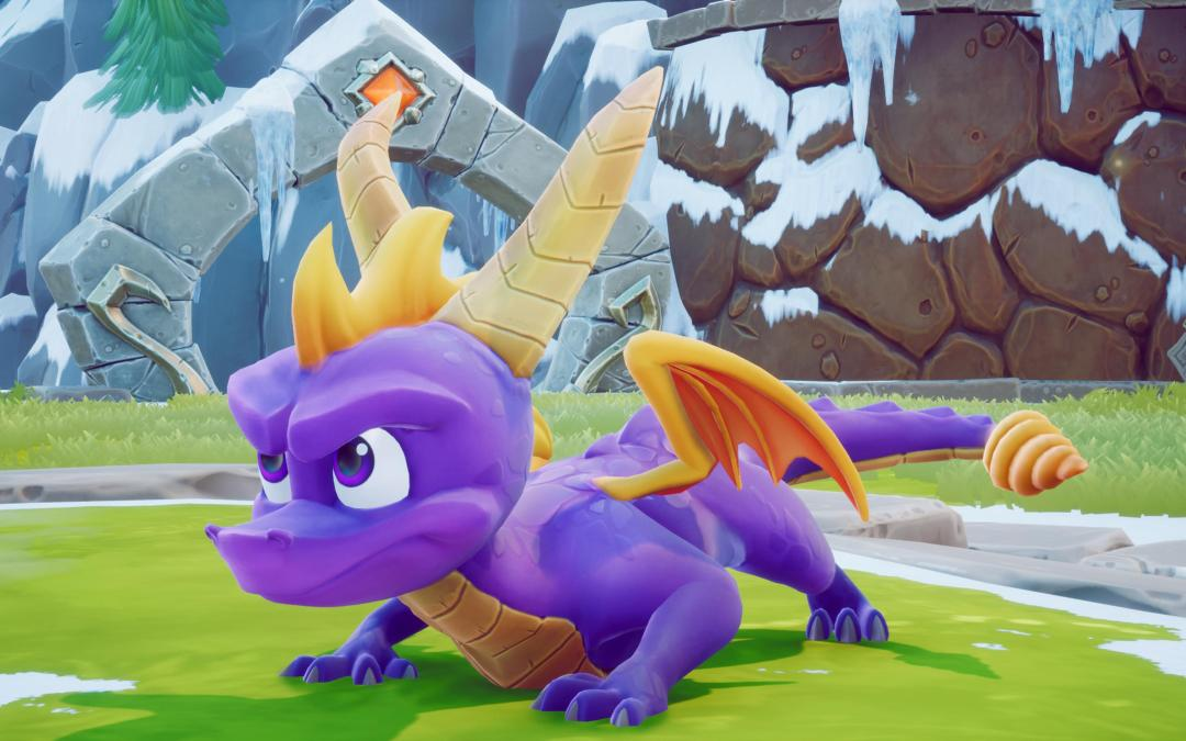 Spyro, The Original Roast Master, Is Back With a Remastered Release!