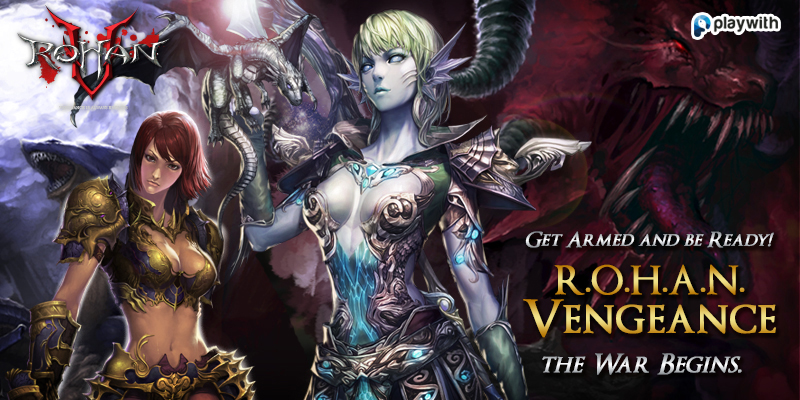 R.O.H.A.N.: VENGEANCE Official South-East Asia Launch Announced