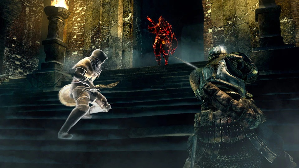 Dark Souls: Remastered Prepares for a Network Test