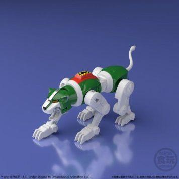 super minipla voltron green lion