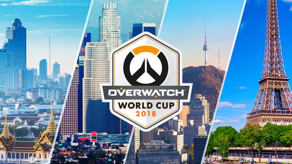 Overwatch World Cup Group Stage Tickets Now on Sale