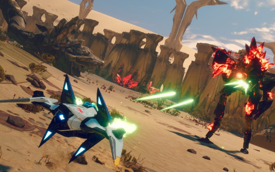 Blast Off with Starlink: Battle For Atlas on October 16