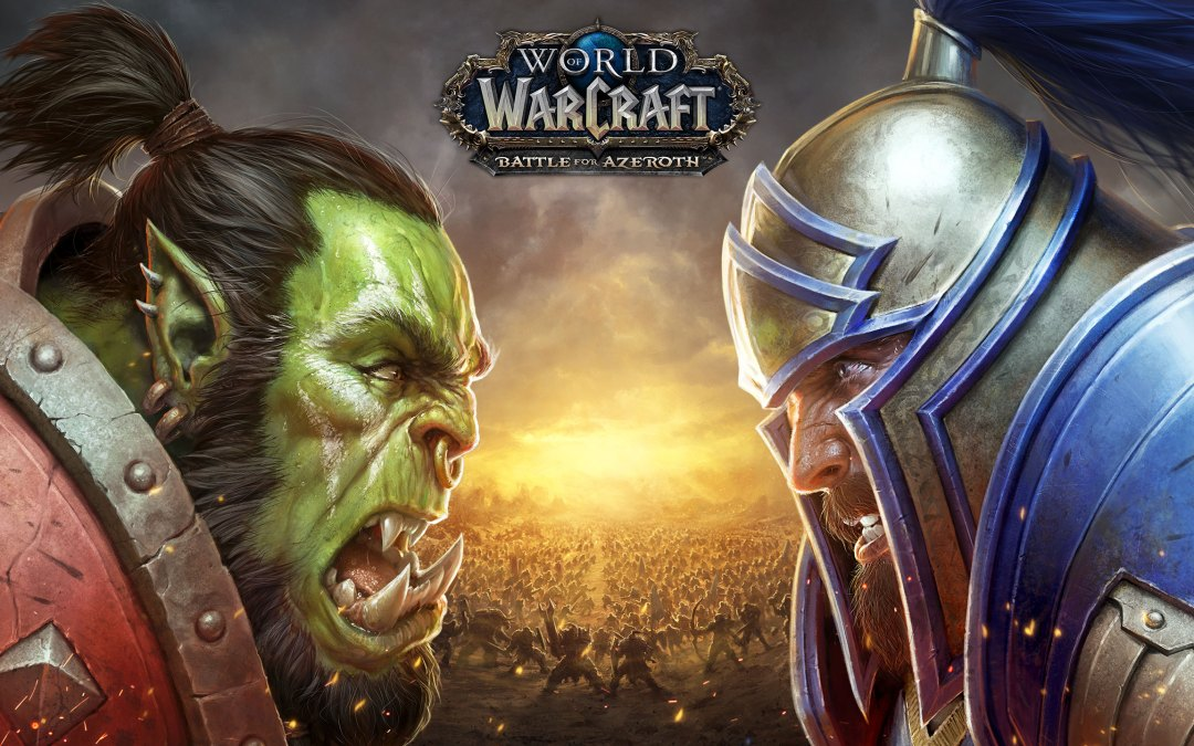 Prepare for Battle for Azeroth: Pre-Patch Starts Today