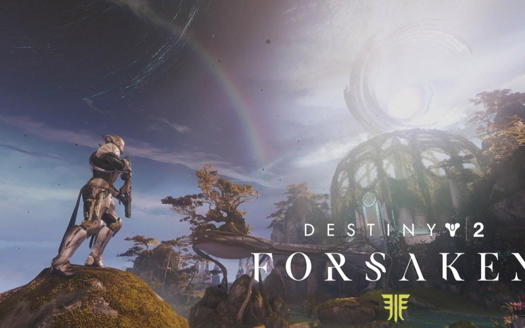 Check out the Dreaming City Trailer of Destiny 2: Forsaken