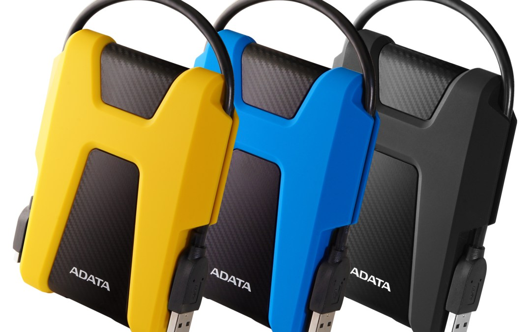 ADATA Launches HD680 and HV320 External Hard Disk Drives