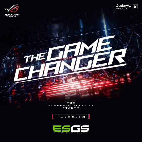 ASUS Philippines Will be Revealing the ROG Phone at ESGS 2018