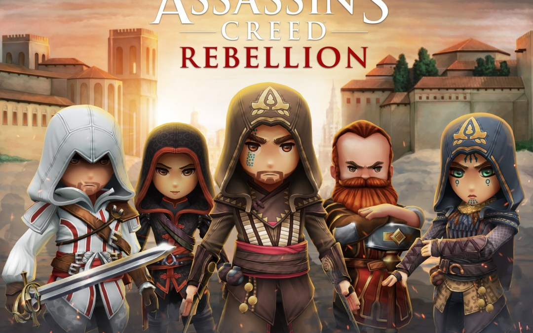 Assassin's Creed Rebellion Now Available On Mobile
