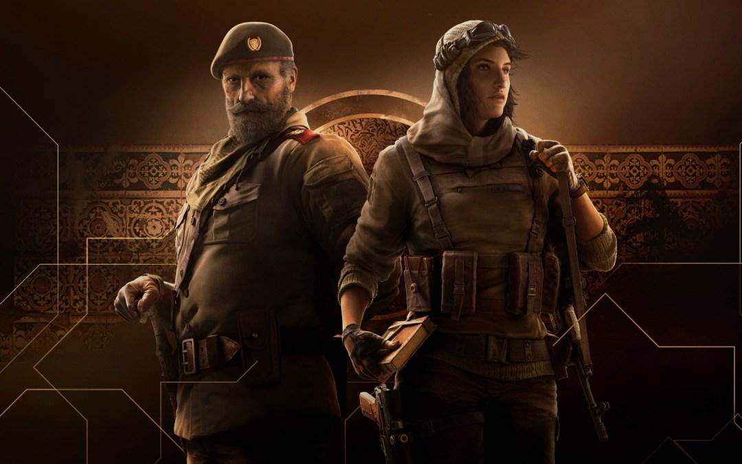 Tom Clancy's Rainbow Six Siege Reveals Operation Wind Bastion