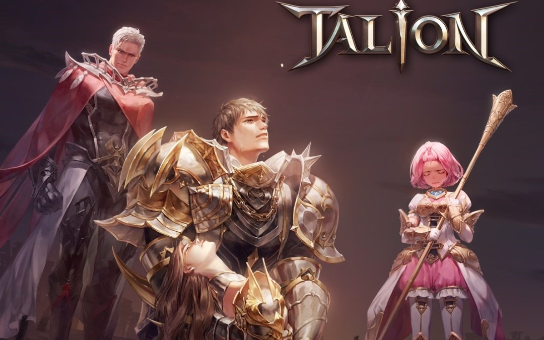 Next generation MMORPG TALION's First Update