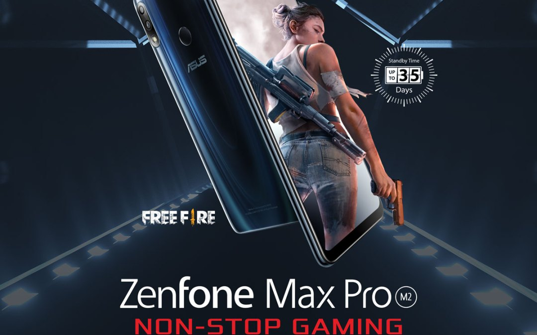 ZenFone Max Pro M2 is Now Available in the Philippines