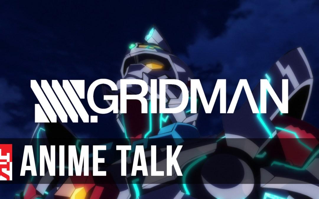 SSSS.Gridman – Trigger's Back!