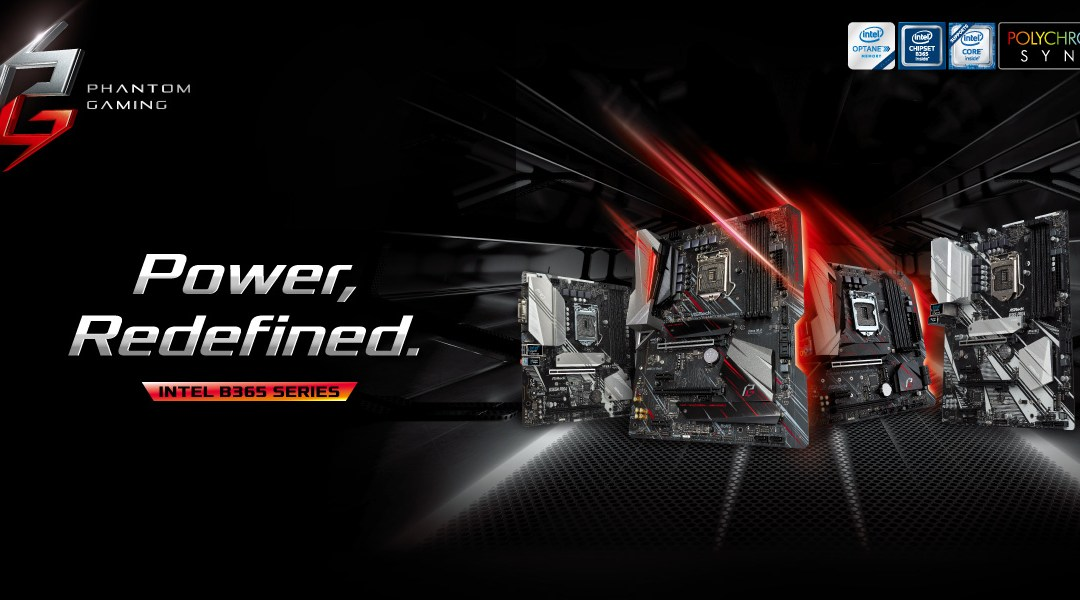 ASRock Showcases Latest Motherboards, Small Form Factor PC and Graphics Cards at CES 2019