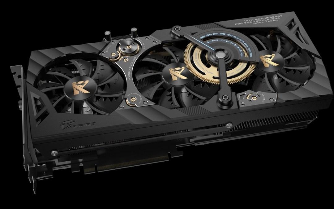 COLORFUL Debuts iGame GeForce RTX 2080 Ti KUDAN
