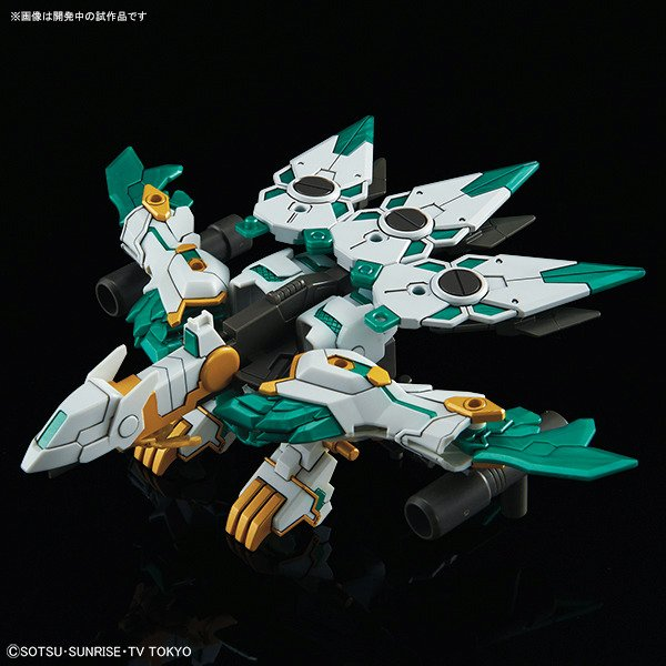 SD Zeromaru Crystal 3