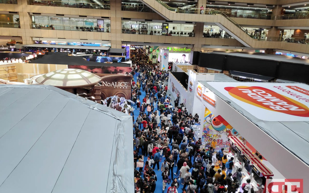 Check out Taipei Game Show 2019's Awesome Booths from Game Publishers
