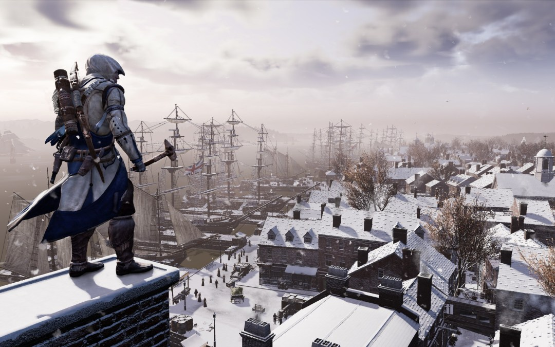 Relive The American Revolution When Assassin's Creed III Remastered Launches March 29