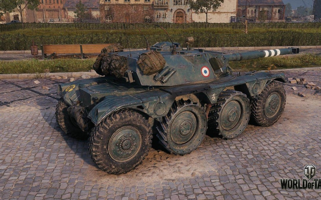 Wheeled Vehicles Are Ready to Roll Out onto World of Tanks Battlefield