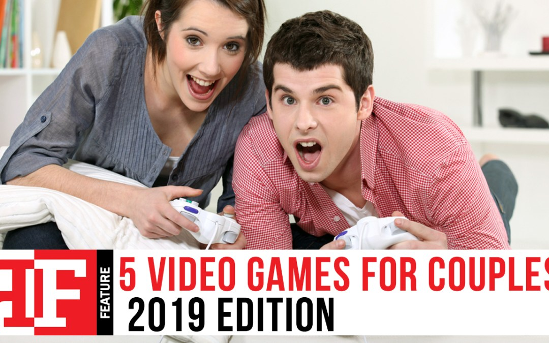 5 Video Games for Couples: 2019 Edition