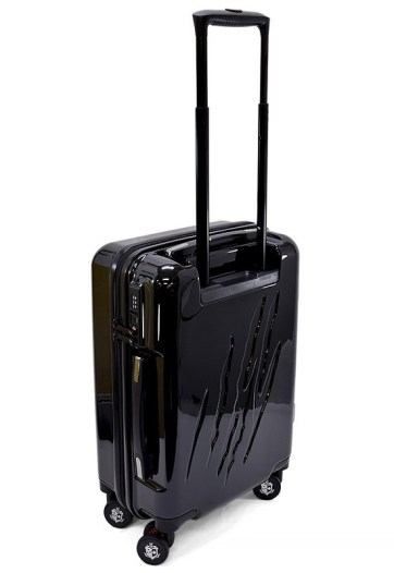 monster hunter world luggage 3