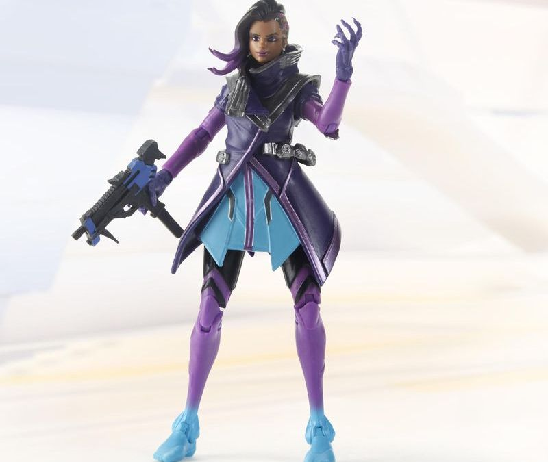 Hasbro's Overwatch Ultimates will arrive later this 2019