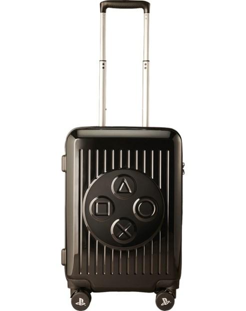 playstation symbol luggage 1