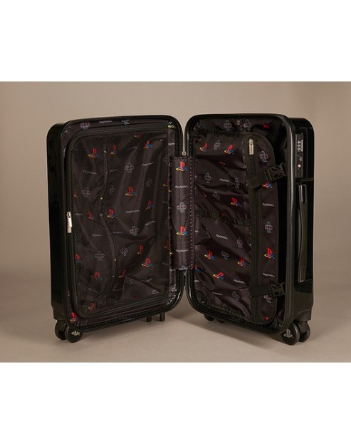playstation symbol luggage 2