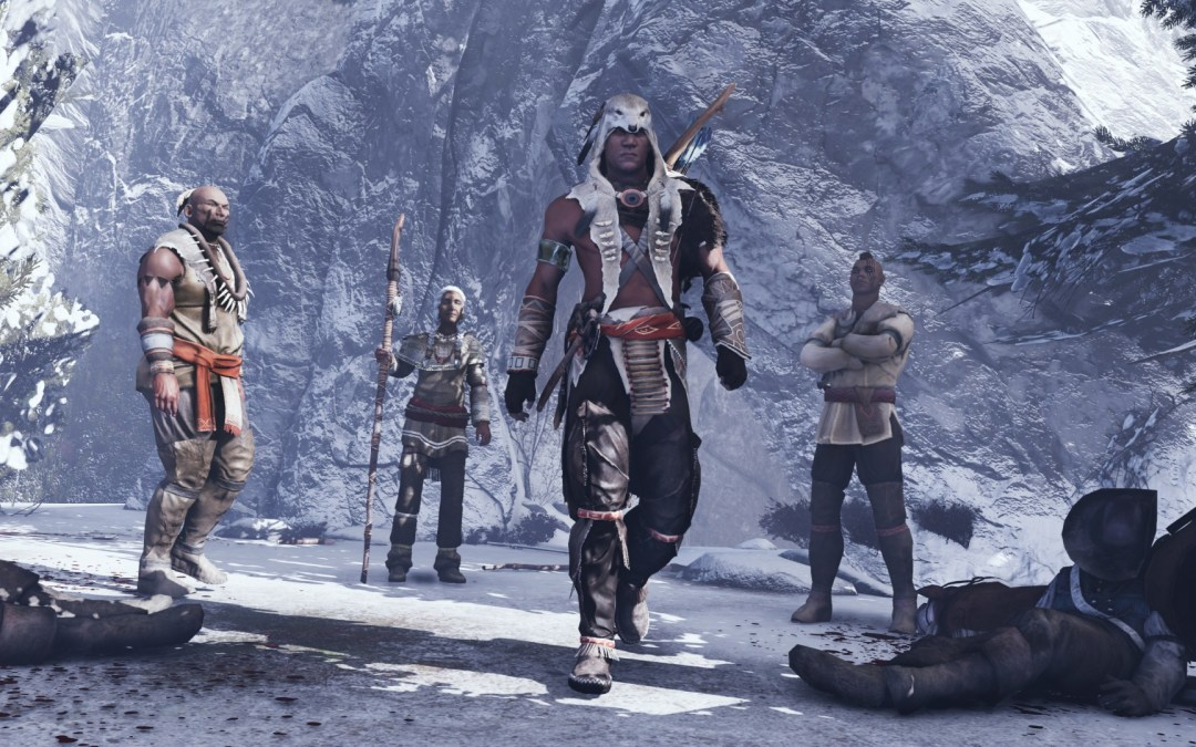 Assassin's Creed III Remastered is Now Available