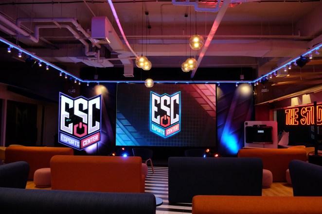 Globe ESC Stage