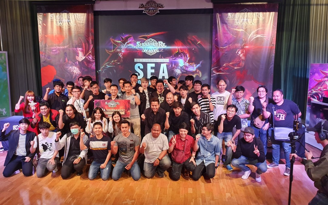 Summoners War SEA tournament successfully wrapped up with lots of surprises