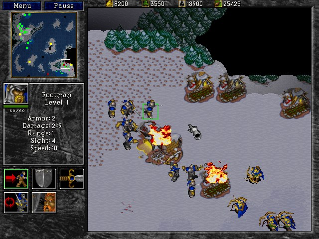 Warcraft Orcs & Humans and Warcraft II Battle.net Edition Now Available on GOG