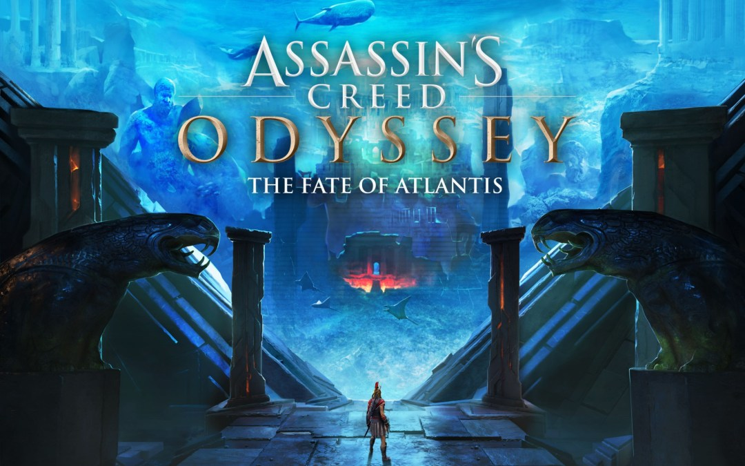 Assassin's Creed Odyssey's The Fate of Atlantis First Episode Now Available