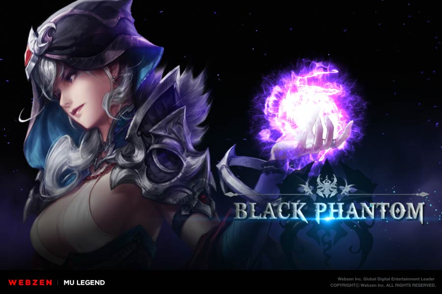 MU Legend: New Black Phantom Character Arrives in April