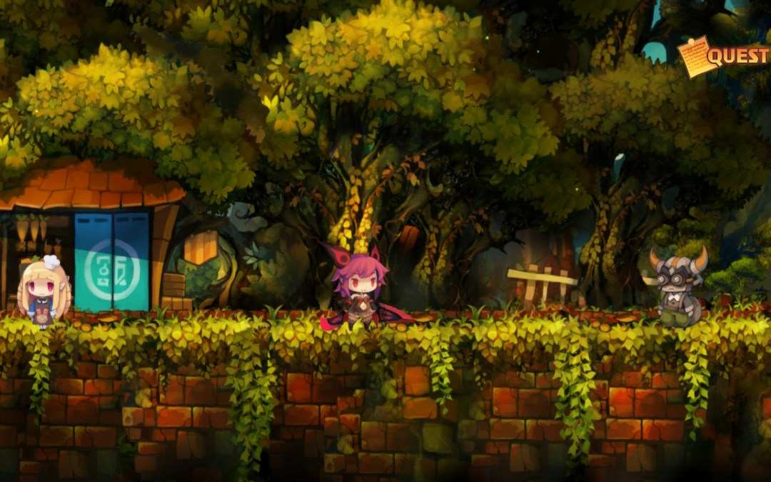 Lapis x Labyrinth Preview: Stack 'em High Dungeon Crawling