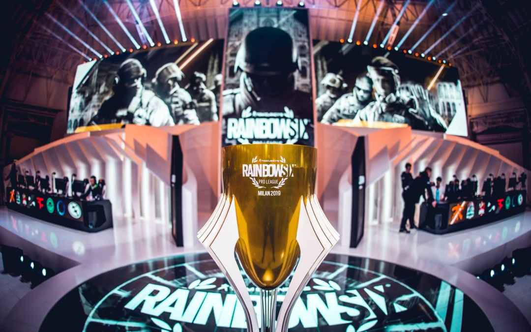 Rainbow Six Pro League Season IX Finals Crowned Team Empire