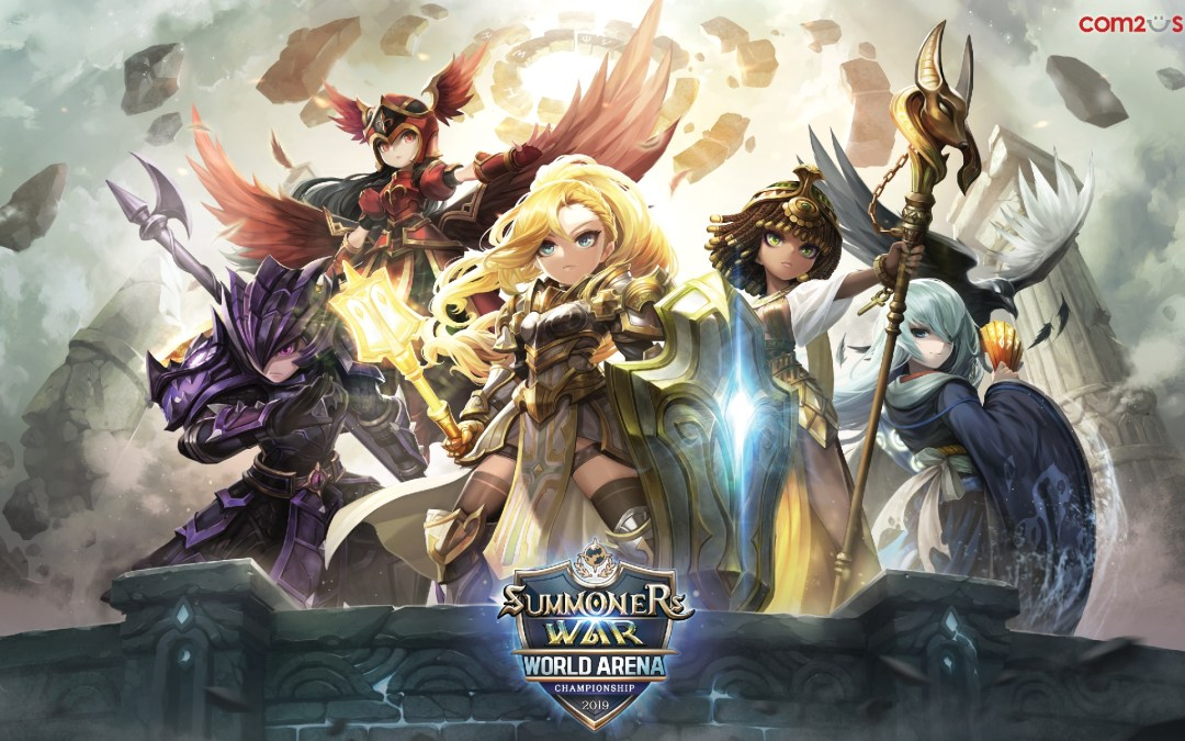 Global Mobile Esports held for 3 Consecutive Years, Summoners War World Arena Championship 2019 Begins!