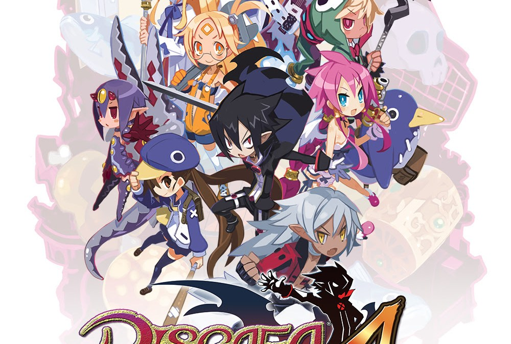 Get Ready for the Ultimate CAM-PAIN on October 29 with Disgaea 4 Complete+!