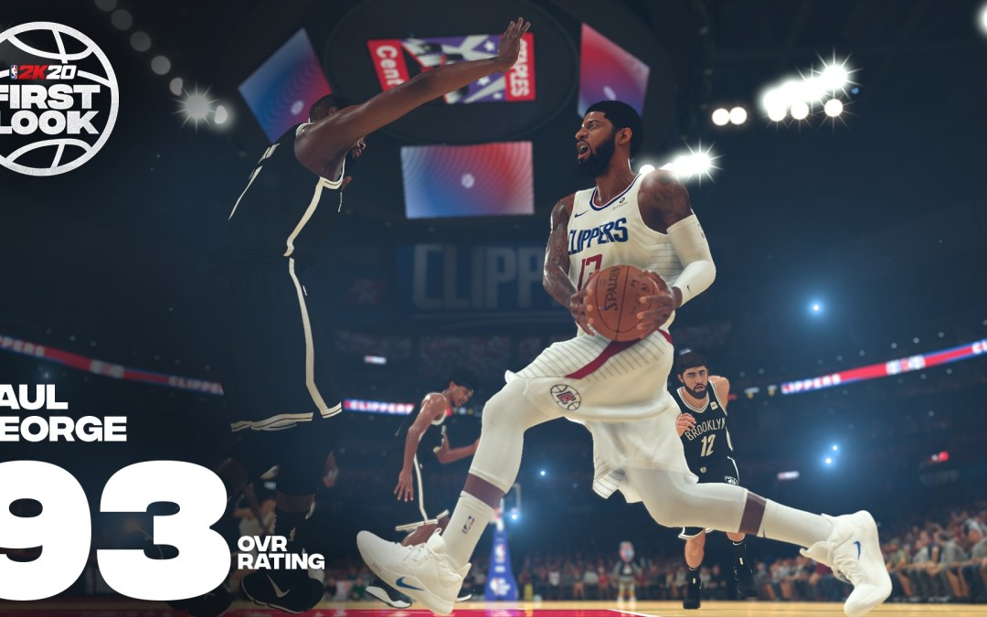 NBA 2K20 Player Ratings Out, Proving it's a New Era of Basketball