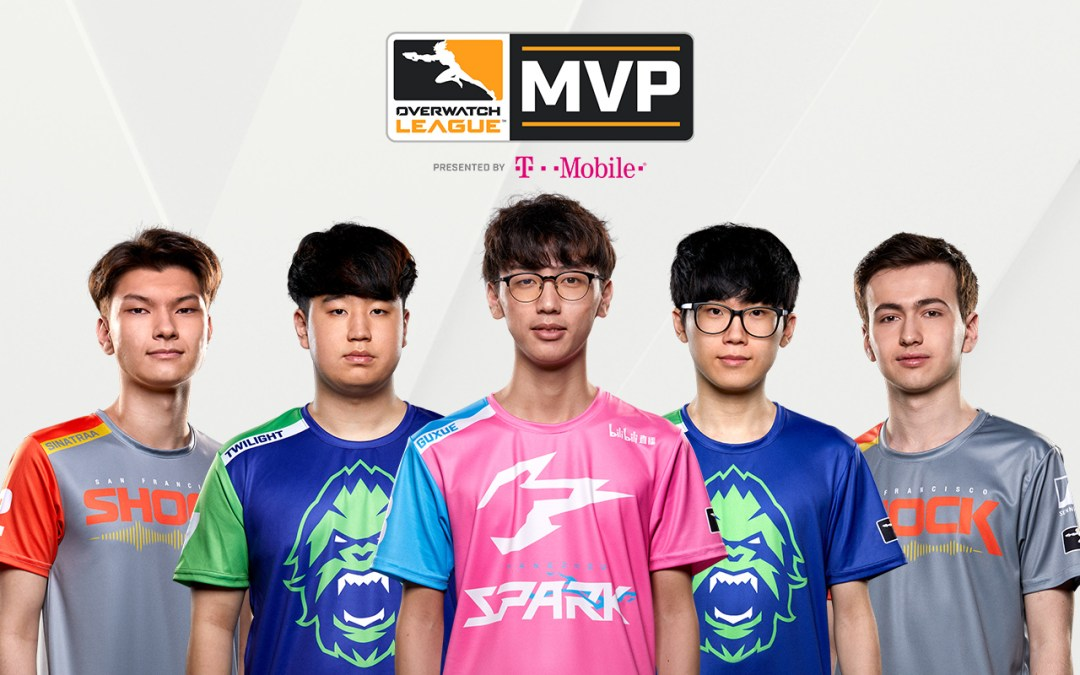 Vote Now for the 2019 Overwatch League MVP