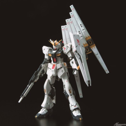 RG RX-93 nu Gundam 1