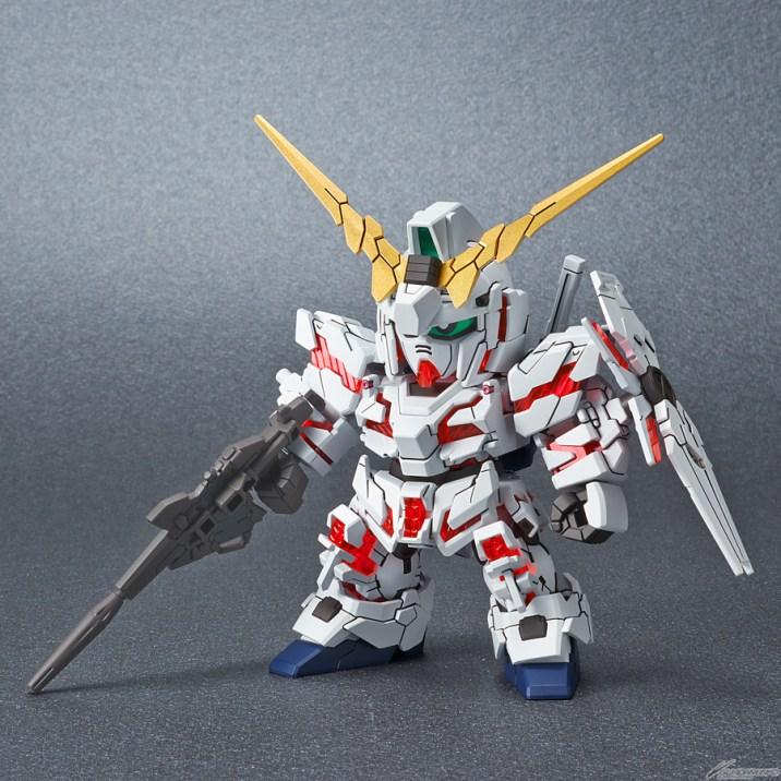 SDCS unicorn gundam destroy mode 1