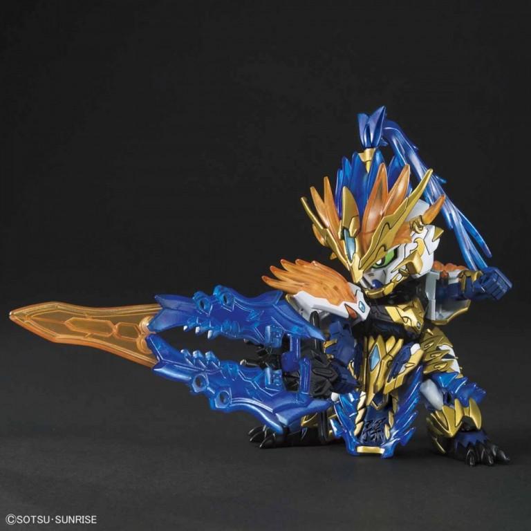 SDSS Sunce Gundam Astray 2